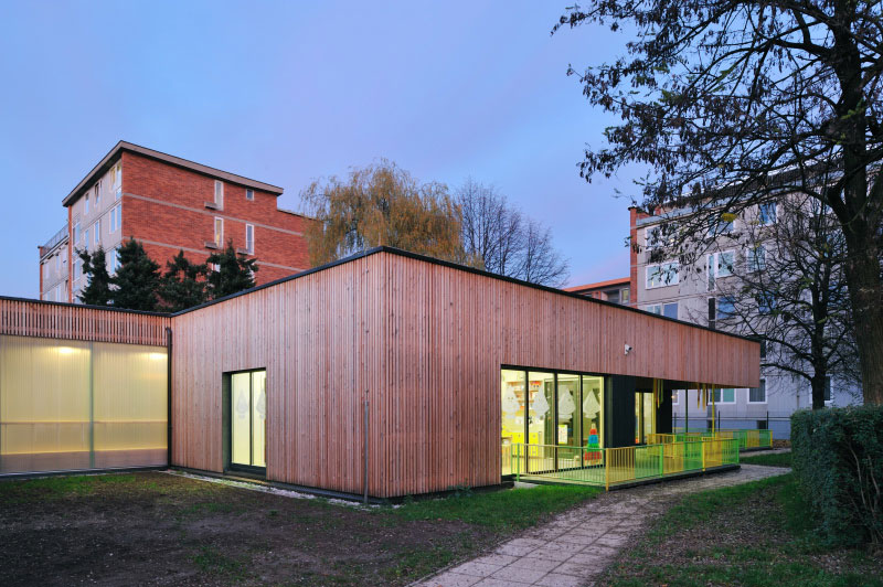 Jelka kindergarten – extension