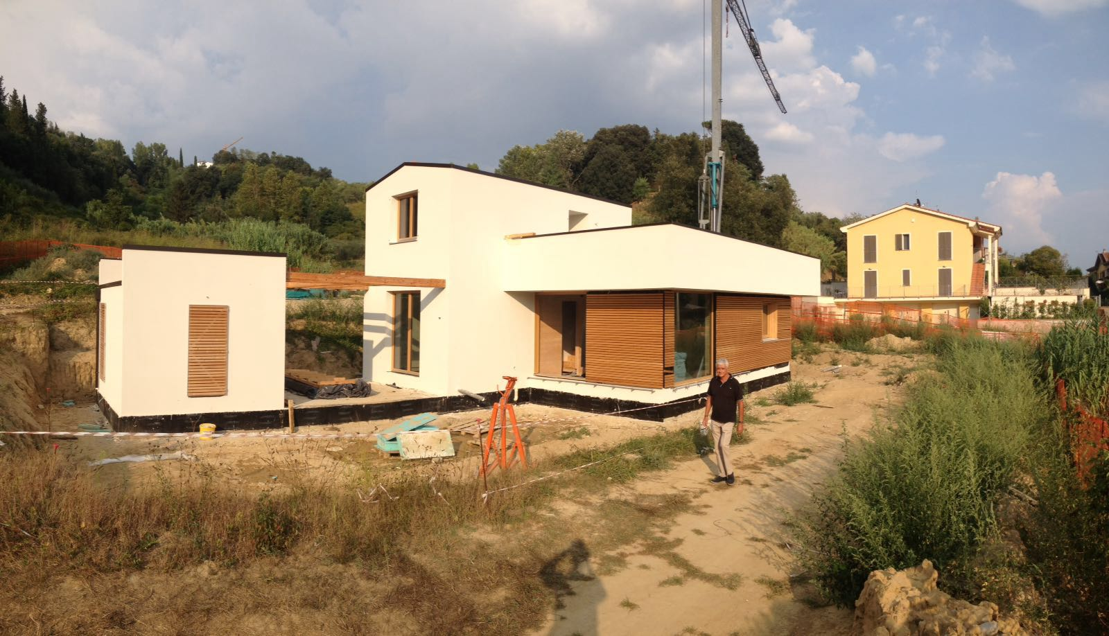A new passive house for sale in Italy!